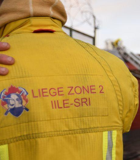 Une personne entre la vie et la mort après un incendie volontaire à Jupille