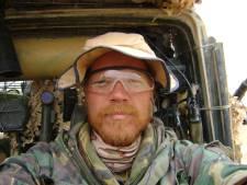 Veteraan met een missie: 'Leven met oorlog in je hoofd'