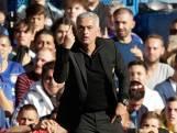Mourinho woest op assistent-trainer Chelsea na late gelijkmaker