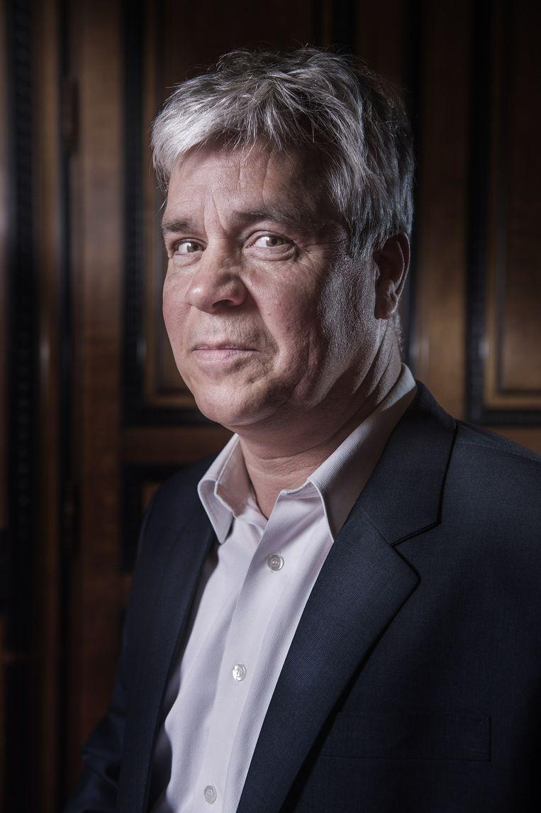 Bert Anciaux. Beeld Karel Duerinckx
