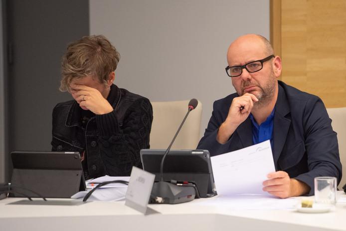 """GroenLinks voelt zich misleid, net als OBL, PvdA en D66. """"Ik voel me echt vies, zo ga je niet met elkaar om."""""""