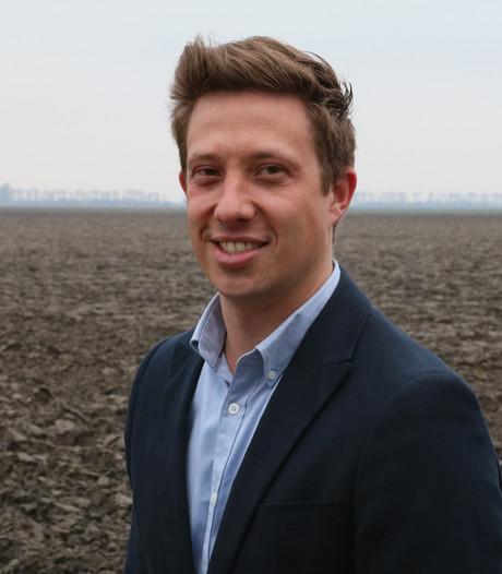 Nick Vermeer nieuwe voorzitter Flevolandse jonge boeren