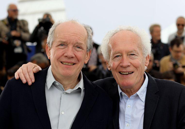 De broers Dardenne. Beeld Photo News