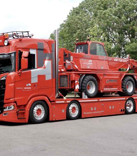 Barneveldse vrachtwagen door naar finale Mooiste Truck van Nederland