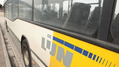 Feestbus De Lijn rijdt via Duffel