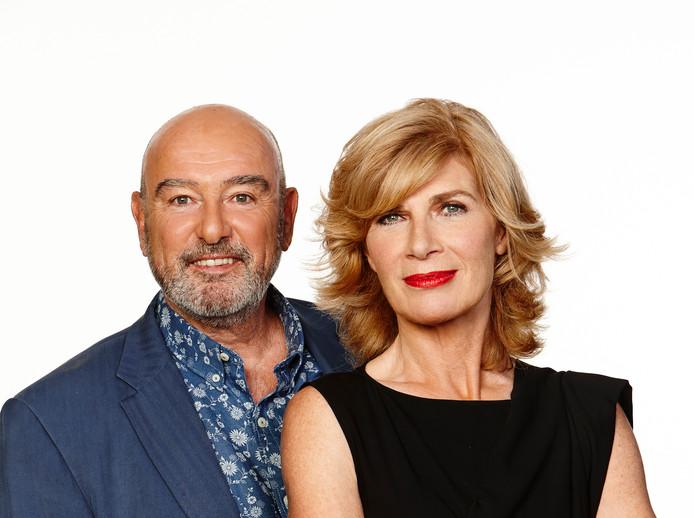 Peter de Bie en Mieke van der Weij