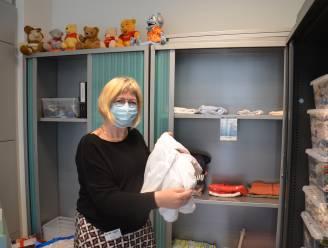 De Mangel gaat van start als ruilhuis voor kinder- en zwangerschapskleding