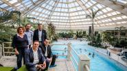 IN BEELD: Sunparks De Haan verandert in Center Parcs: 39 miljoen euro voor werken aan cottages, zwembad en kinderparadijs