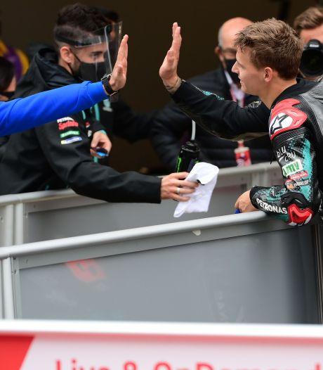 Dubbelslag voor Quartararo in MotoGP