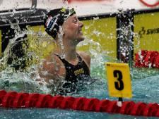 Toussaint zwemt in Eindhoven opnieuw naar record