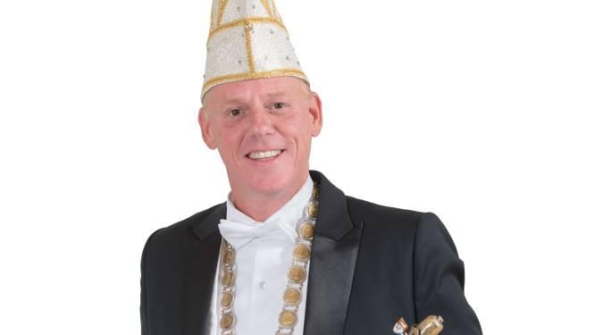 Etienne I is weer prins in Tilburg: 'Carnaval is emotie'