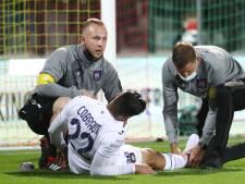 Anderlecht met fin à sa collaboration avec le responsable de la physiothérapie Glenn Vercauteren