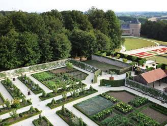 Infodag Academie 'Peter Benoit' in museumtuin Gaasbeek