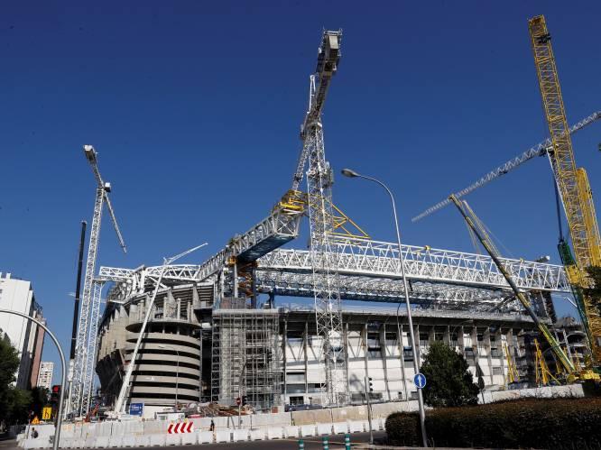 Verbouwingen zijn bijna achter de rug: na anderhalf jaar schitteren Hazard en Courtois binnenkort weer in Bernabéu