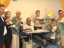 Plasmadonor Floris (68) levert unieke prestatie: Ik raad het iedereen aan
