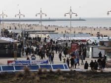 Nederland genoot van zacht lenteweer, vooral druk aan kust en in natuurgebieden