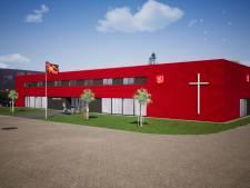 Leger des Heils begint met bouw nieuw onderkomen in Goes