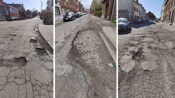 Ces 66 rues vont être rénovées dès cette année à Charleroi