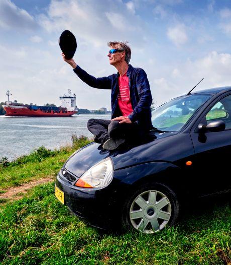 De Ford Ka van René gaat al 235.000 kilometer mee met amper een mankement: 'Ken nonnen die vaker een beurt hebben gehad'