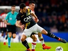 Voormalig NAC-verdediger Marí tekent bij Arsenal