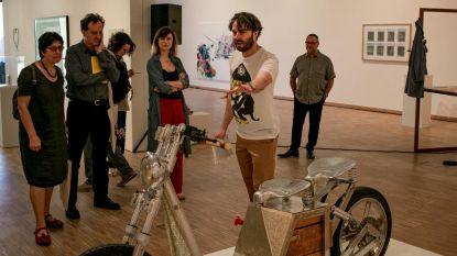 Expo Workflow biedt kijk op kunst en vakmanschap