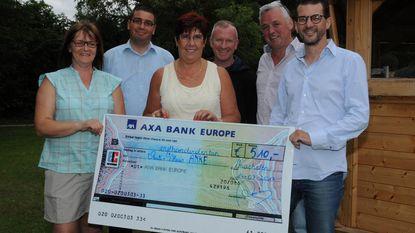 Funbikers schenken 510 euro aan Autihuis