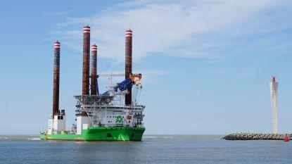 31,6% meer binnenkomende schepen in haven Oostende