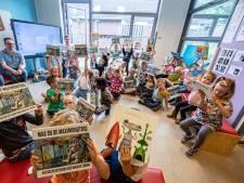 Groesbeekse basisschool geeft alle leerlingen en boek voor op vakantie