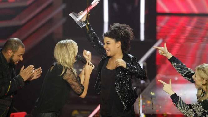 Julia wint finale van The Voice of Holland