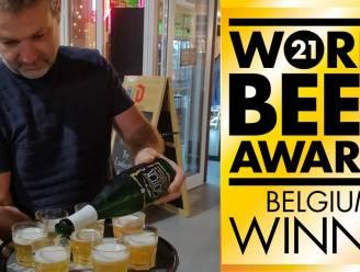 GOYCK-bier door jury van World Beer Awards uitverkozen tot beste bier ter wereld in de categorie Sour/Wild Ale