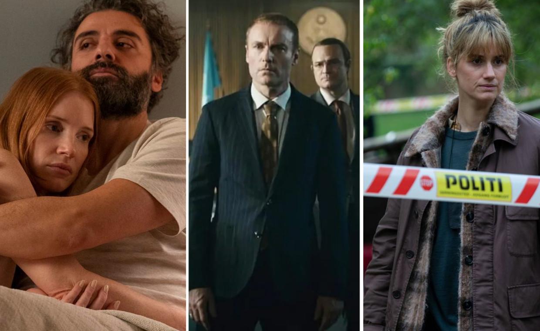 'Scenes from a Marriage', 'Billion Dollar Code', 'Kastanjemanden' Beeld Netflix