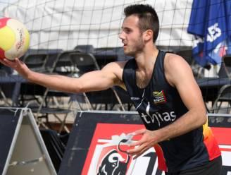 """Gilles Vandecaveye vormt dit seizoen een kersvers beachduo met broer Louis: """"Nieuwe uitdaging"""""""