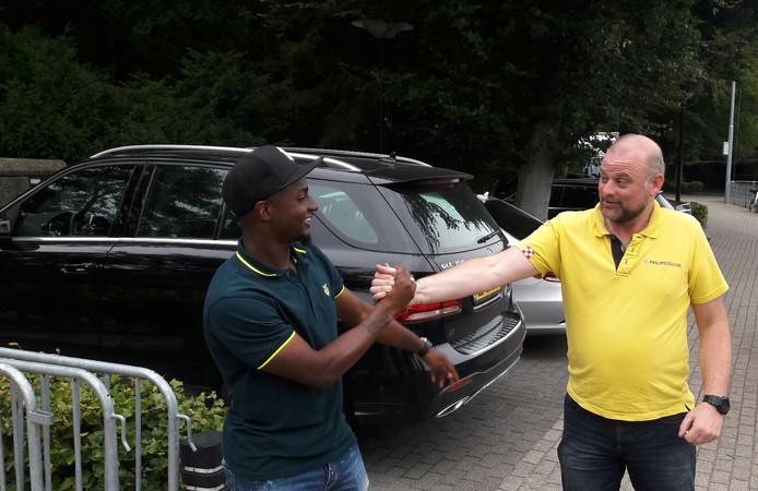 Jetro Willems nam deze zomer afscheid bij PSV.