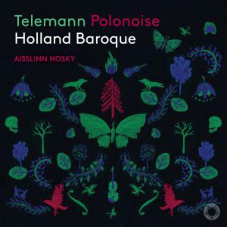 Telemann Polonoise, Holland Baroque Beeld -