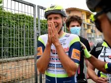 Uitzinnige Van der Hoorn vol ongeloof: 'Maanden geleden dacht ik nog dat ik wielrenner af was'