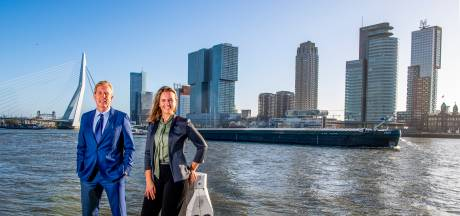 Deze vader en dochter zijn allebei onderzoeker in de haven: 'Zij is verder dan ik op haar leeftijd was'