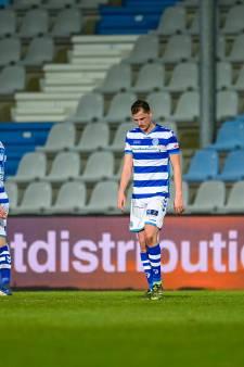Angstgegner Jong AZ stopt serie De Graafschap