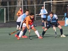 Uitstekende start hockeymannen Oranje-Rood