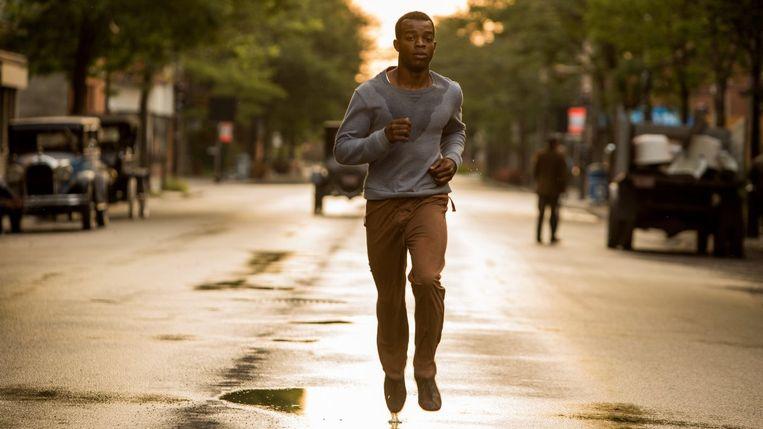 Stephan James in Race van Stephen Hopkins. Beeld
