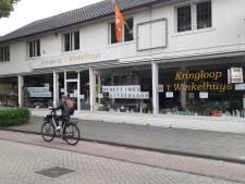 Kringloopbedrijf 't Winkelhuys in Schijndel is dupe van faillissement
