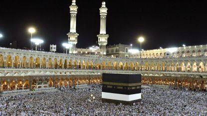 Maskerplicht voor pelgrims die naar Mekka reizen