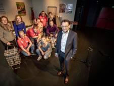 Mark Boer succesvol met stukken voor Toneelgroep Fleringen: 'Theater is een verslaving'