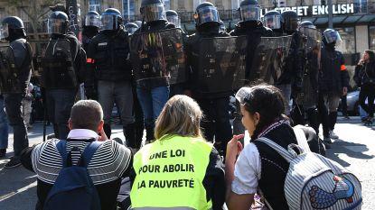 Meer dan 60.000 politieagenten paraat voor 23ste actieweekend gele hesjes