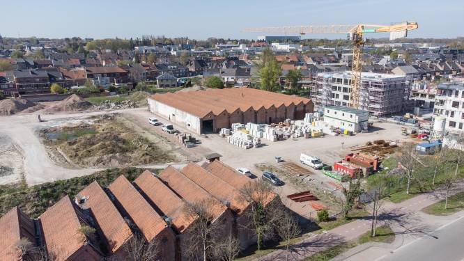 """Saffrou-site krijgt in tweede fase 84 wooneenheden, een woonzorgcentrum, kantoren en commerciële ruimtes: """"Eén derde van de wijk wordt groen"""""""