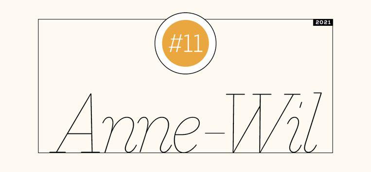 """Anne-Wil: """"Ik zwijg, omdat ik weer tranen voel opkomen"""""""