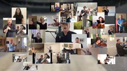 John Miles brengt nummer 'music' met Vlaams symfonieorkest