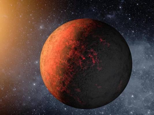 Impressie van Kepler 20-e © NASA/Ames/JPL-Caltech
