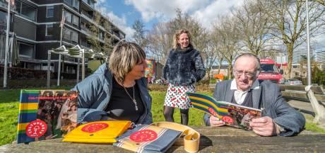 Paradijsvogels fladderen rond in Cultuurhuis Delft: 'Al die mensen hebben uniek verhaal te vertellen'