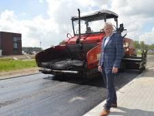 Inrichting fase 1 van Enterse bedrijventerrein De Elsmoat helemaal klaar: 'We bleven binnen budget'