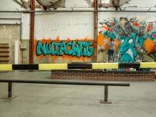 Graffiti-artiesten leven zich uit in Waalhalla: 'Wat mis je het meest in coronatijd?'